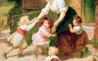Характер ребенка – воспринять или воспитать