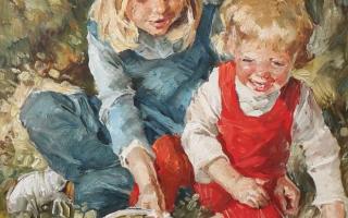 Дети погодки