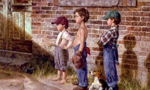Самостоятельные, ответственные дети: опыт воспитания США