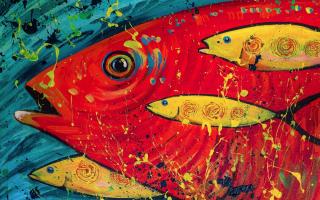 Воспитание ребенка – рыбы