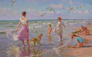 Выбираем место отдыха с ребенком на море в июне, июле, августе