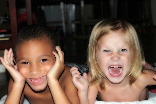 Дети трехлетки