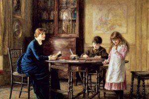 обучение дворянских детей