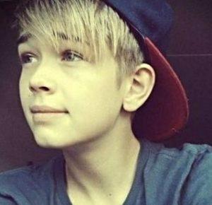 мальчик 13 лет 10