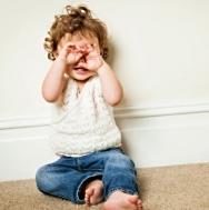 у ребенка истерика 10