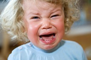 истерика у ребенка 5