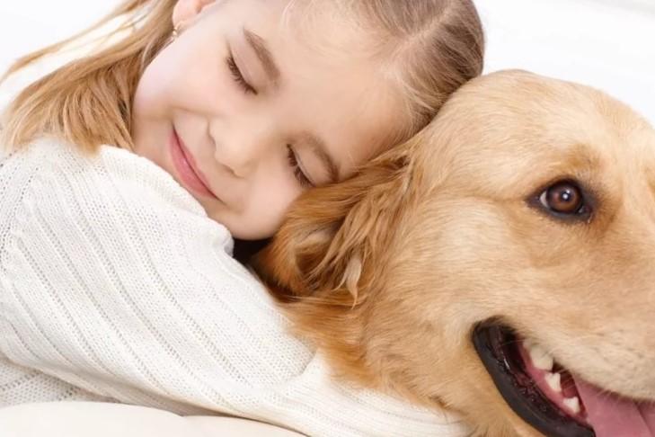 собака и ребенок 13