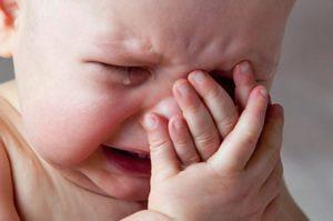 Почему ребенок плачет 7