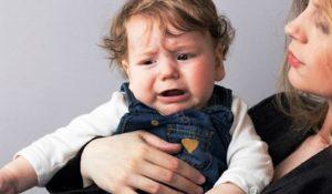 Ребенок плачет 2 года 1