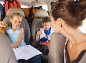 Игры для детей в машине 2
